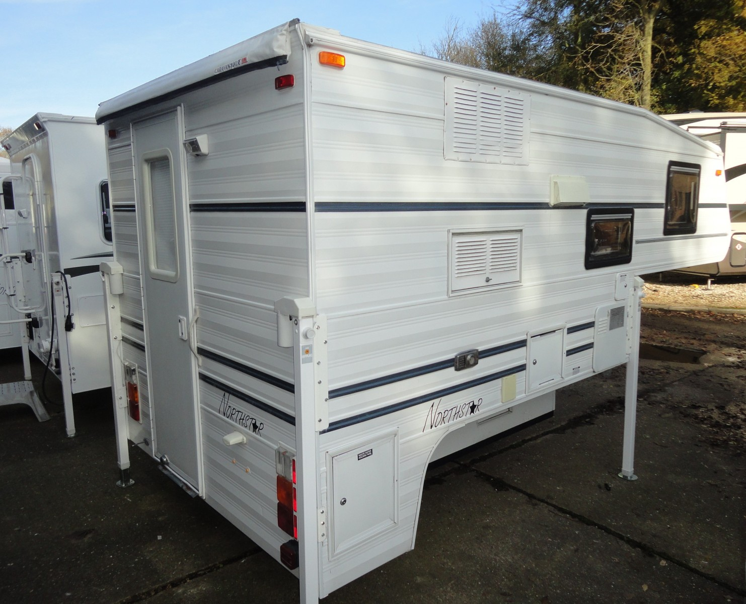 Northstar Demountable Camper 750SC***SOLD***