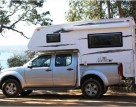 600S Double/Extra Cab Camper